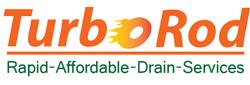 TurboRod logo Rapid Affordable Drain Services